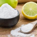 Beneficios del limón con bicarbonato de sodio