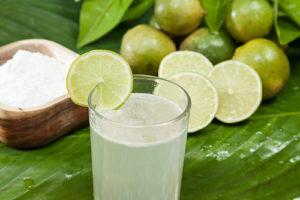 beneficios del limon con bicarbonato de sodio