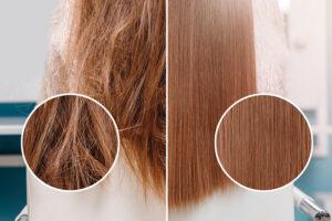 cambios en el cabello
