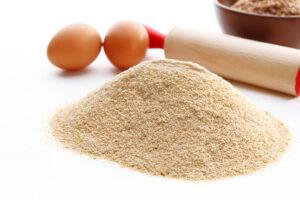 huevo y almidon de maiz